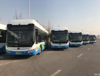 氢燃料公交车技术等进入节能低碳技术推广目录