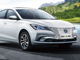 长安1-7月销售新能源汽车2.94万辆,同比下滑17.51%