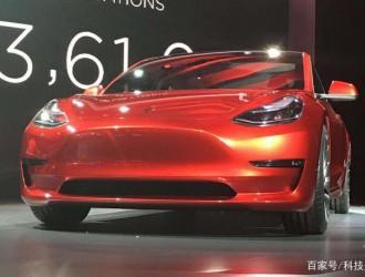 特斯拉Model 3登陆韩国!补贴后售价仅19万元?