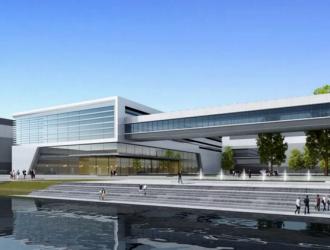 2020 年落成投产 上汽大众新能源汽车工厂主体建筑建设完成