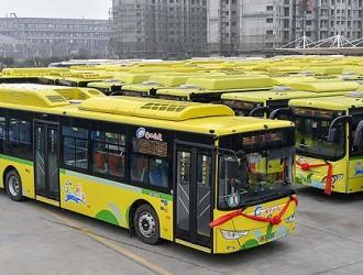 """新能源公交车越来越多,背后是这些车企满满的""""求生欲"""""""