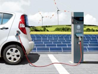 纯电动汽车普及之后,充电桩应该建在哪里?