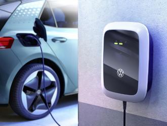 大众推出新充电器 家中充电速度提升几倍