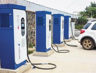 武汉停车场充电桩加氢站建设驶入快车道
