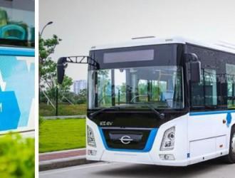浙江省绍兴市公共交通集团有限公司10米级纯电动公交车采购项目