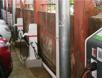 谈小区电动汽车充电桩分布/运营/问题三大方面