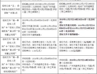 广州城市用电2MW/4MWh用户侧储能项目框架招标调整