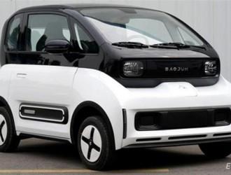 新宝骏品牌E300电动车动力曝光 搭载磷酸铁锂材料电池