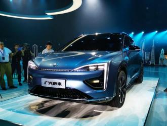 续航650km 合创首款车将于12月27日发布
