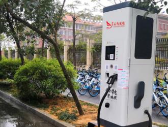 多省市加快新能源电动车充电桩建设