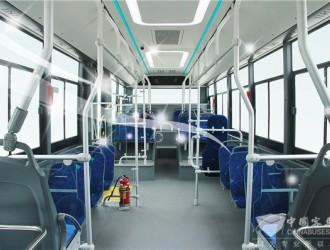 """客车戴上""""N95"""" 中通客车引领公交健康安全新革命"""