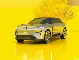 起售价28万 雷诺将研发纯电动紧凑SUV
