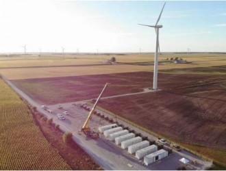 盛弘电气在美部署72MWh储能项目