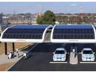 法国与土耳其探讨光伏电动汽车充电站潜在盈利