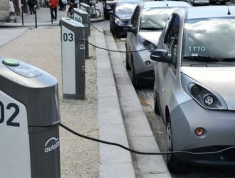 新建住宅小区充电桩将占停车位20%-30%