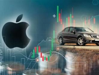 苹果斥资1300亿研发造车!汽车工厂或将落户中国?