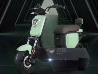 加码轻便电摩,星恒锂电池配套雅迪V1轻摩,震撼上市!