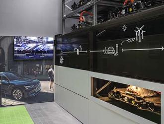 奥迪在柏林EUREF校区建1.9MWh锂离子电池储能系统
