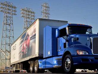 丰田的Project Portal燃料电池卡车已准备运