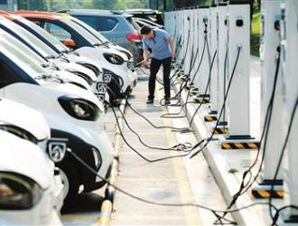 2020年5月中国充电桩总量TOP10省份