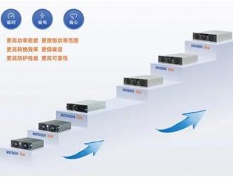 永联科技重磅发布UX系列直流大功率充电模块