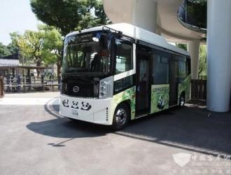 """针对日本市场""""量身定制"""" 比亚迪电动巴士首次交付东京"""