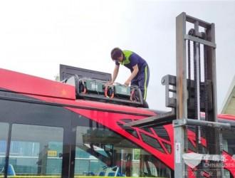 台风无惧!银隆新能源全面助力珠海公交恢复运行