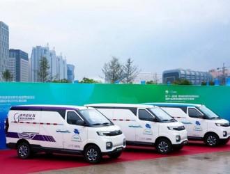 智能化时代:北汽EV5平台助力运输行业智慧升级