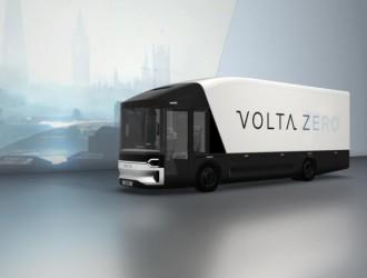 全球首款专为市内货运设计的纯电动卡车将于9月3日发布
