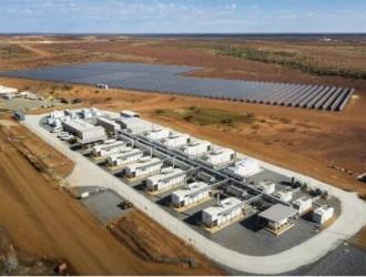13MW/4MWh!矿山微电网可满足金矿50%用能需求