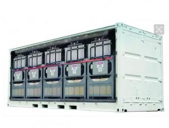 大连液流电池储能电站220千伏送出工程启动