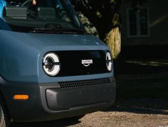 亚马逊与RIVIAN合作推定制纯电动货车