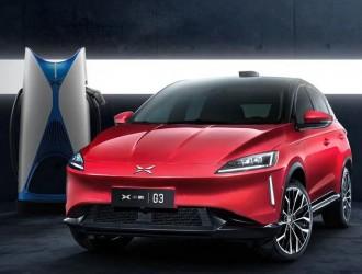 小鹏汽车携多款车型亮相2020深圳电动出行展