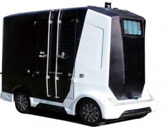 新能源物流车步入智能化时代 港口无人驾驶车先行