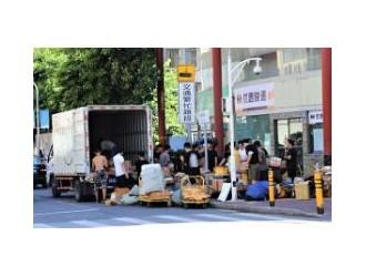 加码绿色物流 京城快递业新能源电动车超2700辆