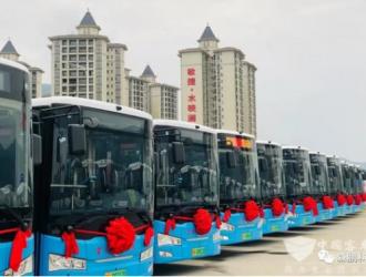 森鹏全芯片数字配电在肇庆公交的应用