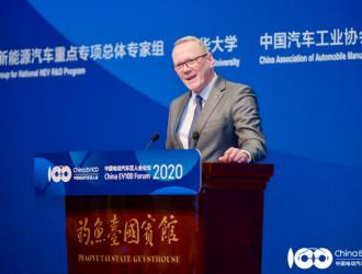 百人会冯思瀚:健康发展的市场不能过度依赖财政刺激