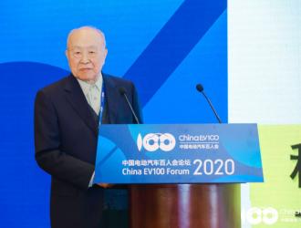 百人会杨裕生:坚持节能减排宗旨 实现电动汽车市场化发展