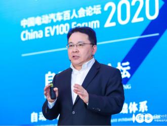 百人会杨晓明:智能汽车架构要把软硬件分开