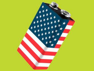 外媒:美国正在电池竞赛中败下阵来