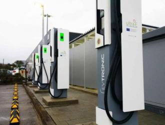 法国政府启动1亿欧元快速充电桩计划