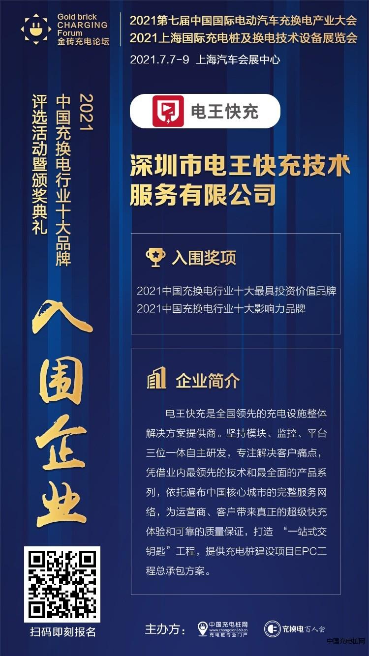 深圳市电王快充技术服务有限公司