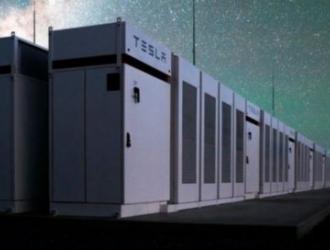 特斯拉与PG&E182.5MW电池储能项目将完工可供电6小时