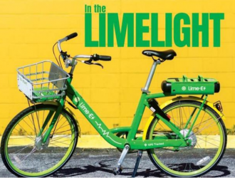 续航40km+ 海外公司大力投资电动单车