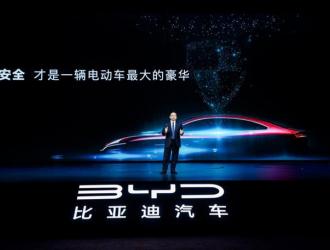 刀片电池进入批量装车时代,比亚迪连推4款新车上市