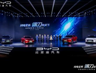 王传福:比亚迪纯电动全系换装磷酸铁锂刀片电池 加速电池外供