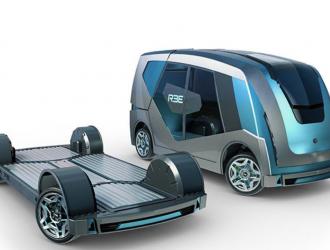 电动平台黑科技:合可造车,分可运货