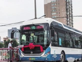 """服务升级满足市民出行需求""""公交都市""""创建的太原模式"""