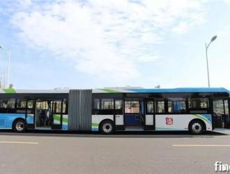合肥市纯电动公交车达3170辆