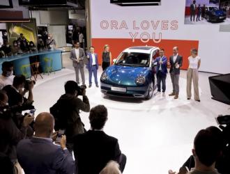 长城汽车欧拉开启欧洲战略 到25年将投放超10款全球首发车型